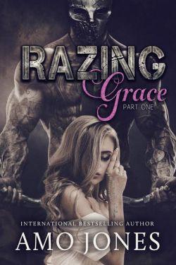 Razing Grace by Amo Jones is live!