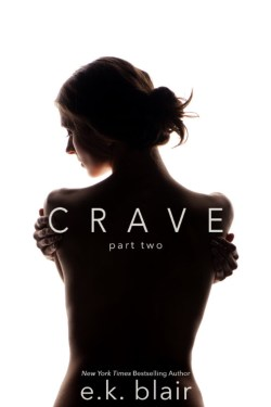RELEASE BLITZ~Crave #2 by Author: E.K. Blair