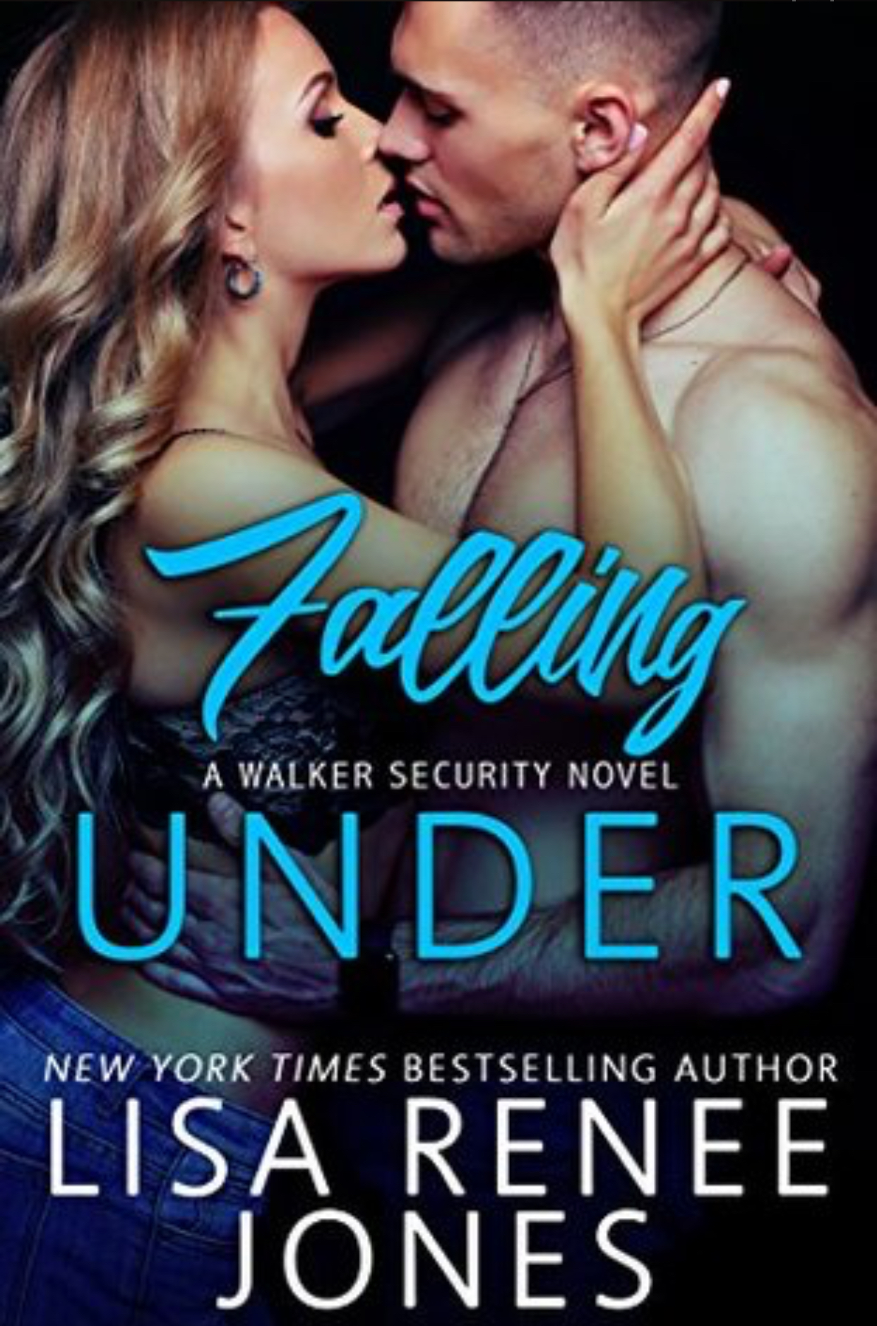 Falling Under by Lisa Renee Jones is Live!