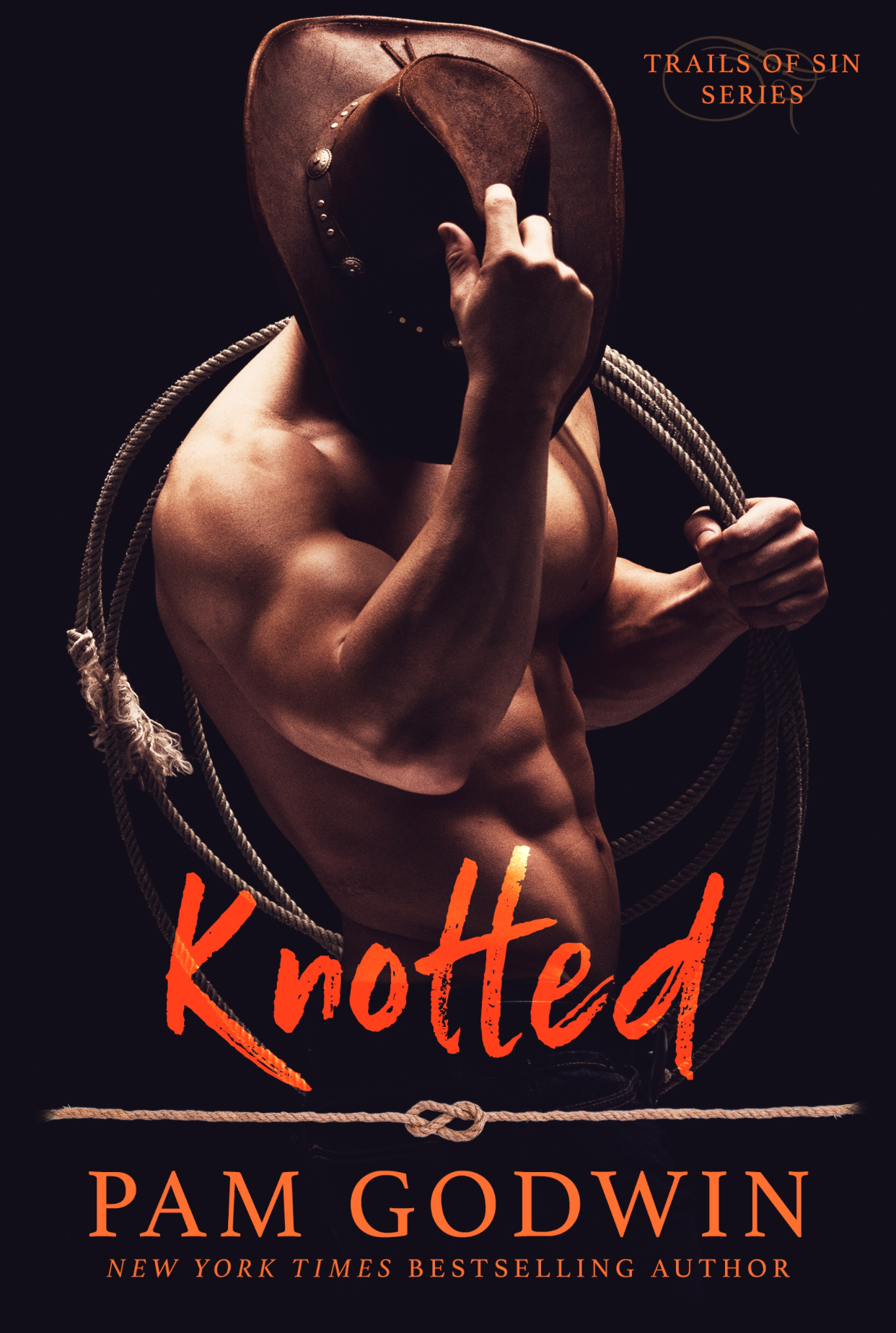 Knotted by Pam Godwin is live!! Plus Shay's review
