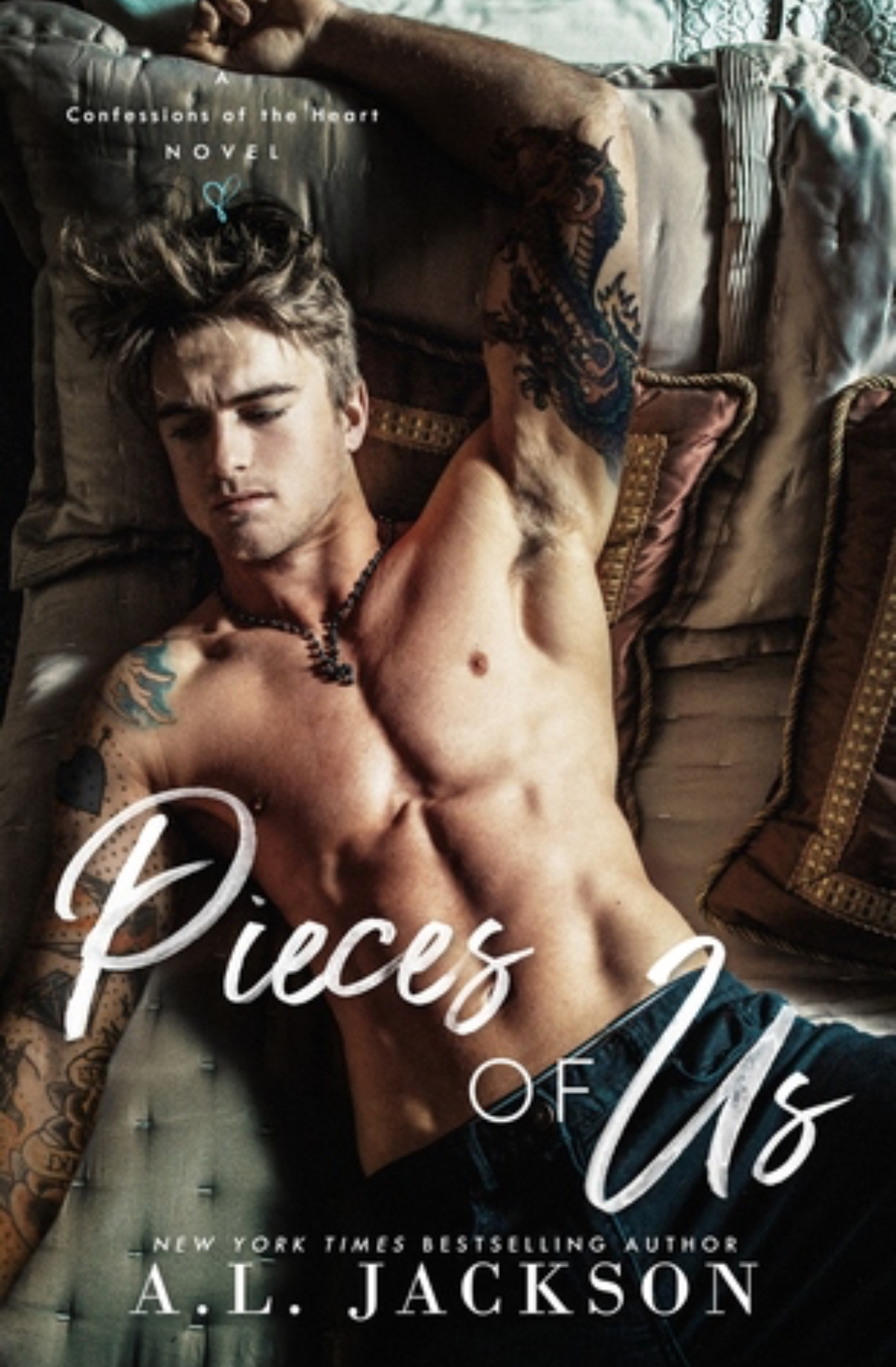 Pieces of Us by A.L. Jackson is Live!!!