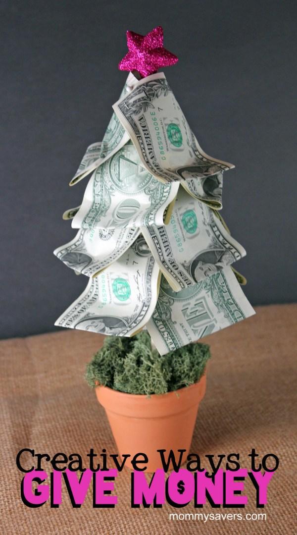 Creative Ways Give Money