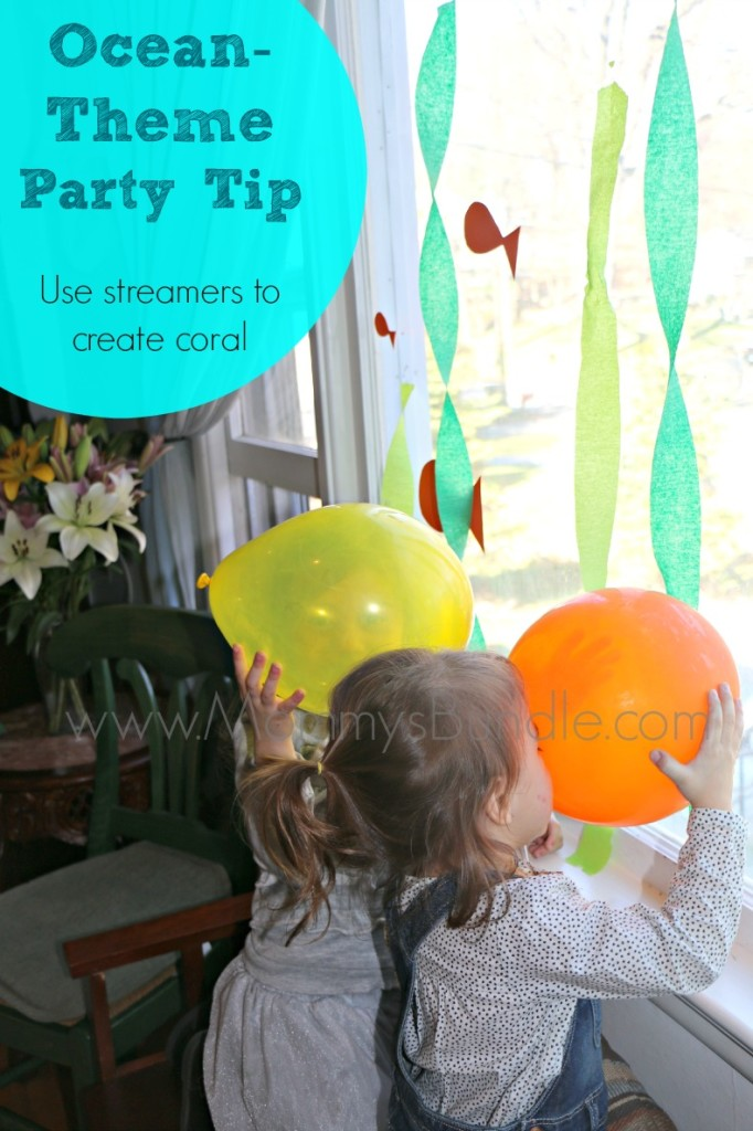 ocean themed living room ideas small modern design under the sea birthday party - mommy's bundle