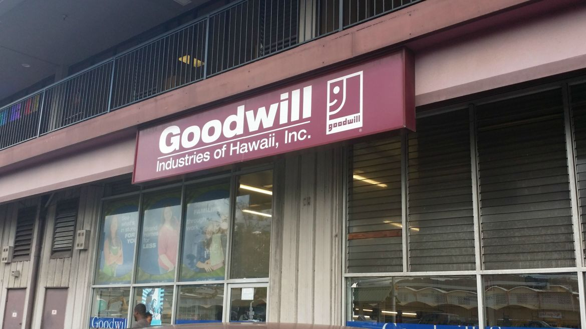 Goodwill Hawaii