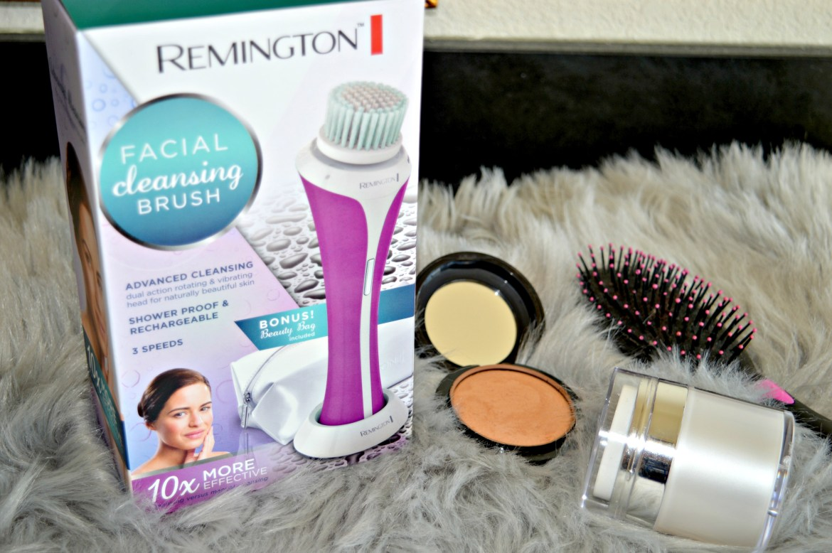 Remington Facial brush- facial brush-brush-electronic facial brush