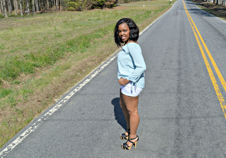 spring fashion- spring looks- shorts- summer looks- spring 2017 trends- spring trends- boscovs- black fashion bloggers- washington dc bloggers- black mom bloggers- black bloggers dmv- black lifestyle bloggers- black fashion bloggers