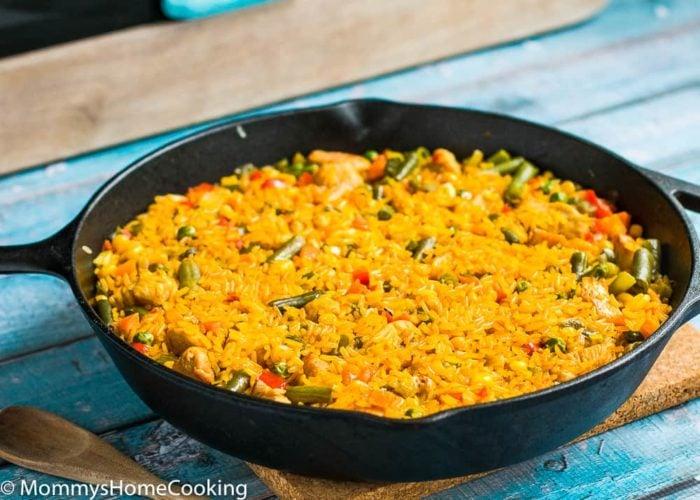 Spanish Style Rice