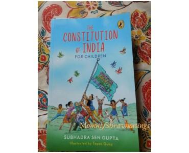 Books, Books for Children, Constitution of India, Subhadra Sen Gupta, Puffin Books