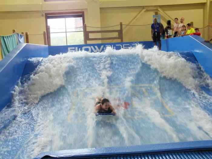 great wolf lodge wolf rider wipeout