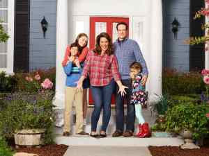 I Cried with Katy Mixon She is Fearless #AmericanHousewife