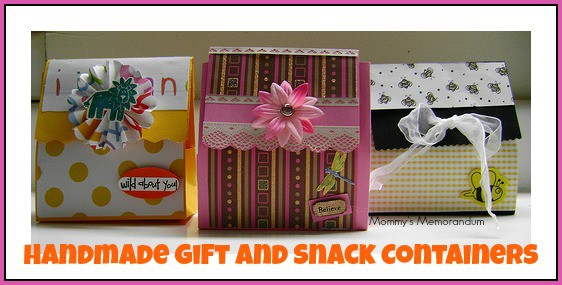 Handmade-Gift-and-snack-containers-Crafts-DIY-Tutorial