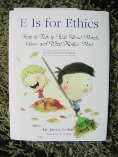 e is for ethics book review