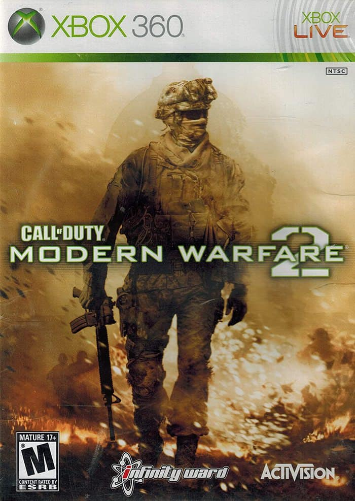 "If you've played Modern Warfare, you know all about John ""Soap"" Mactavish."