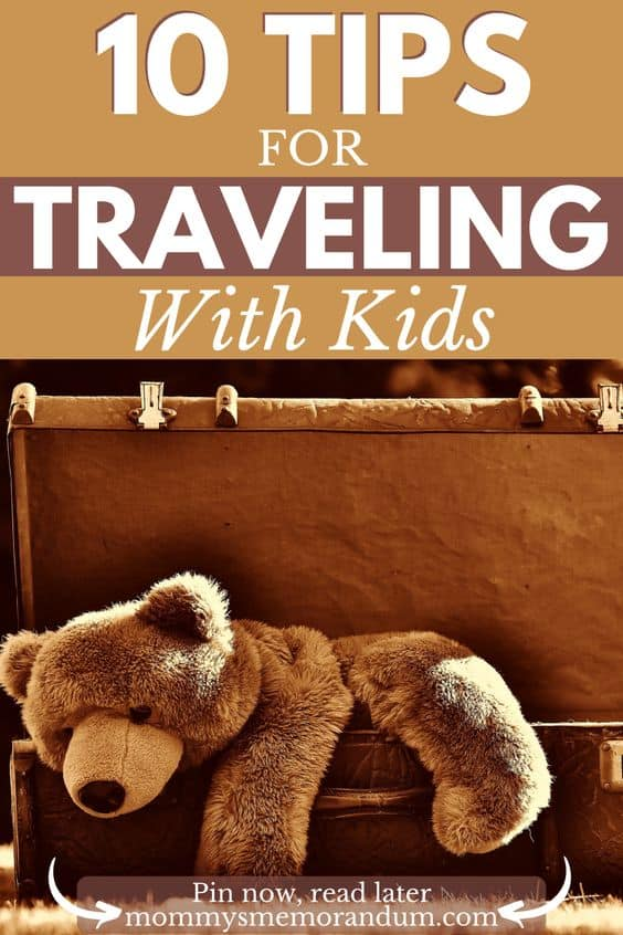 Be sure to bring something to keep everyone entertained, but leave the singing Barneys and beeping video games at home.