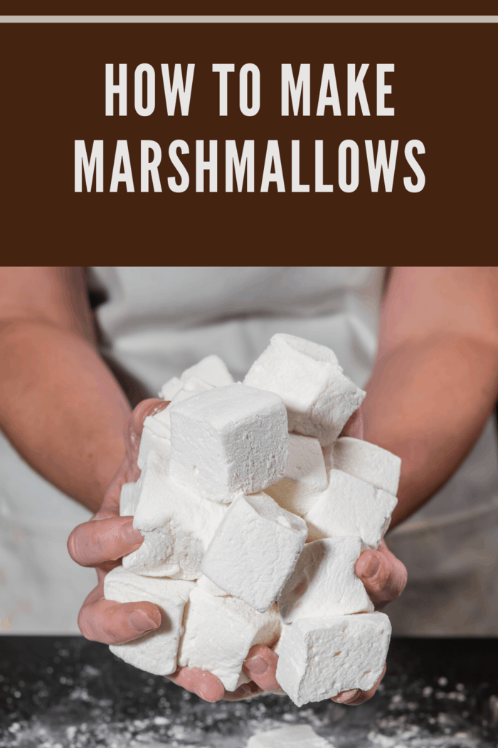 Homemade Marshmallows are amazing. These are not the commercial marshmallows you grew up on.