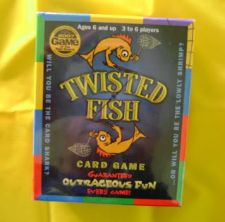 twisted fish game review