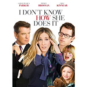 I don't know how she does it movie review