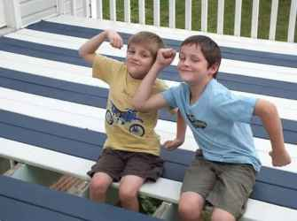 deck kids
