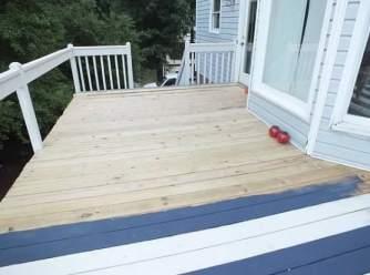 deck paint