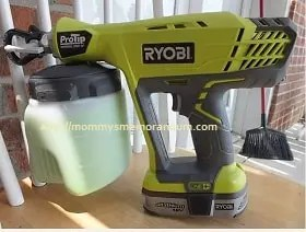 RYOBI ONE+ 18V ProTip Reversible Tip Paint Sprayer, P650K #Review