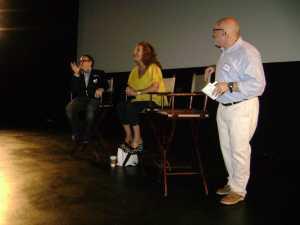Kenn Viselmann, Elaine and Scott Stabile