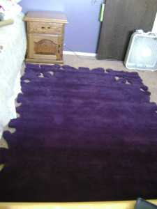 Rug USA Purple Rug