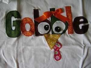 gobble tee shirt