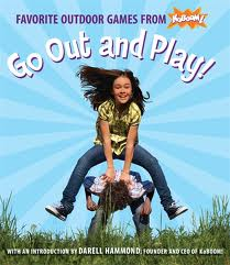 Encourage the Kiddos to GO OUT AND PLAY! Book #Review