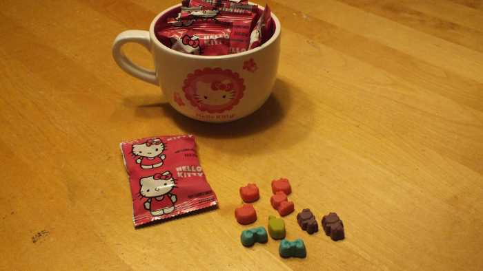 Hello Kitty Fruit Snacks