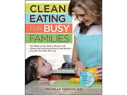 clean eating for busy families review