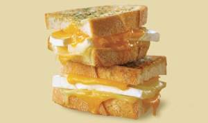 The $15 Grilled Cheese Sandwich #Recipe