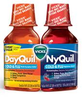 vicks dayquil and nyquil liquid