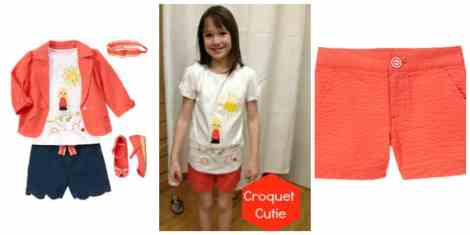 croquet cutie Collage