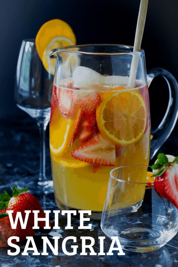 All will love this white sangria.