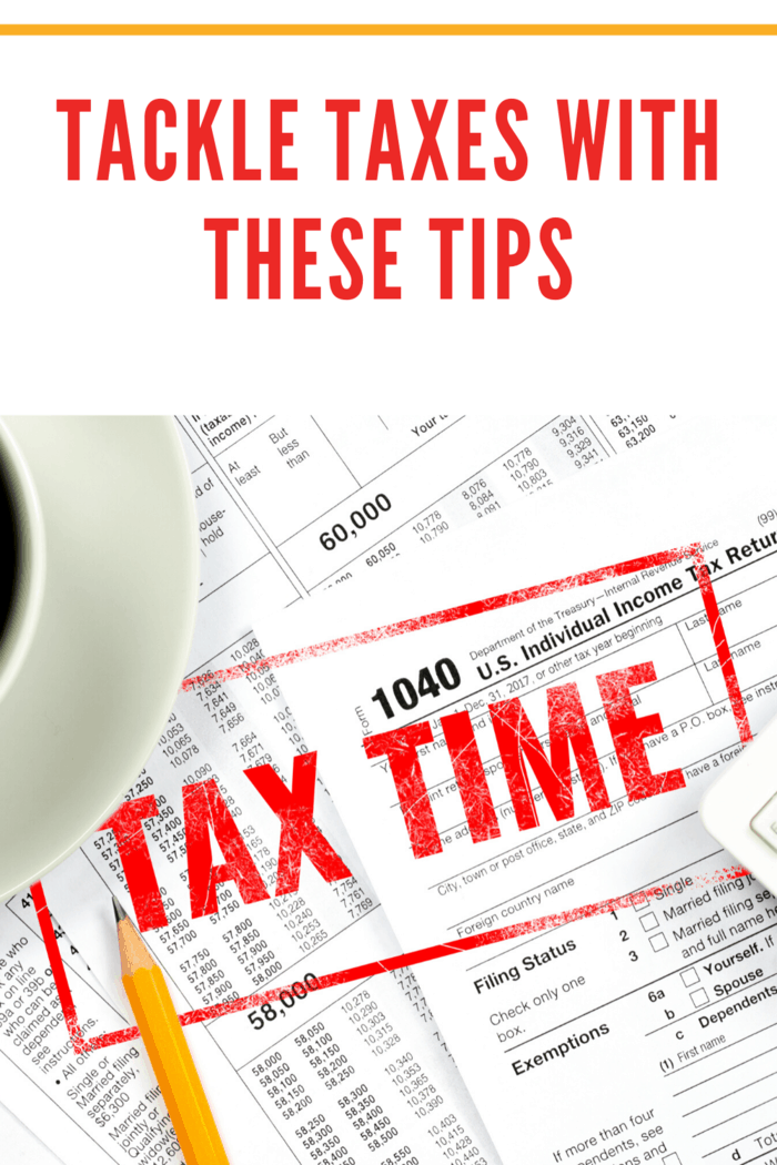 Filing taxes is a stressful task no matter who you are, and up to 25 percent of Americans put it off until the last two weeks.