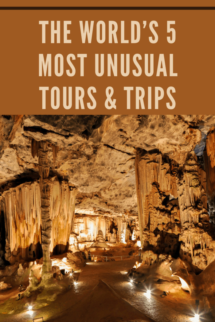 Located in the small town of Vallecito, the Moaning Cavern, a cave chamber, was discovered by native Americans.