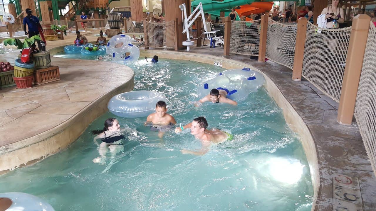 great wolf lodge williamsburg crooked creek lazy river