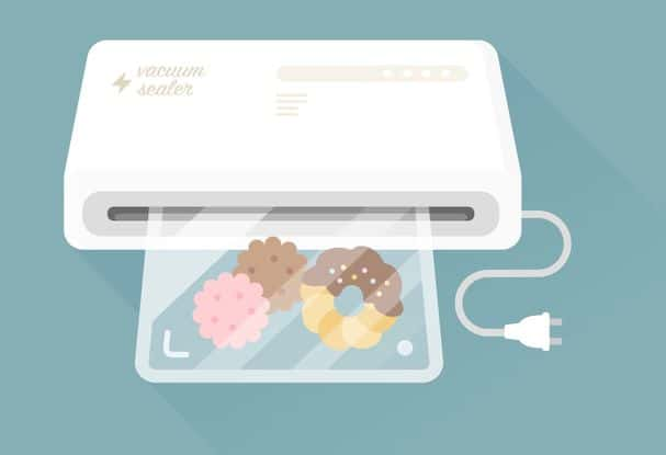 7 Unknown Benefits of a Vacuum Sealer