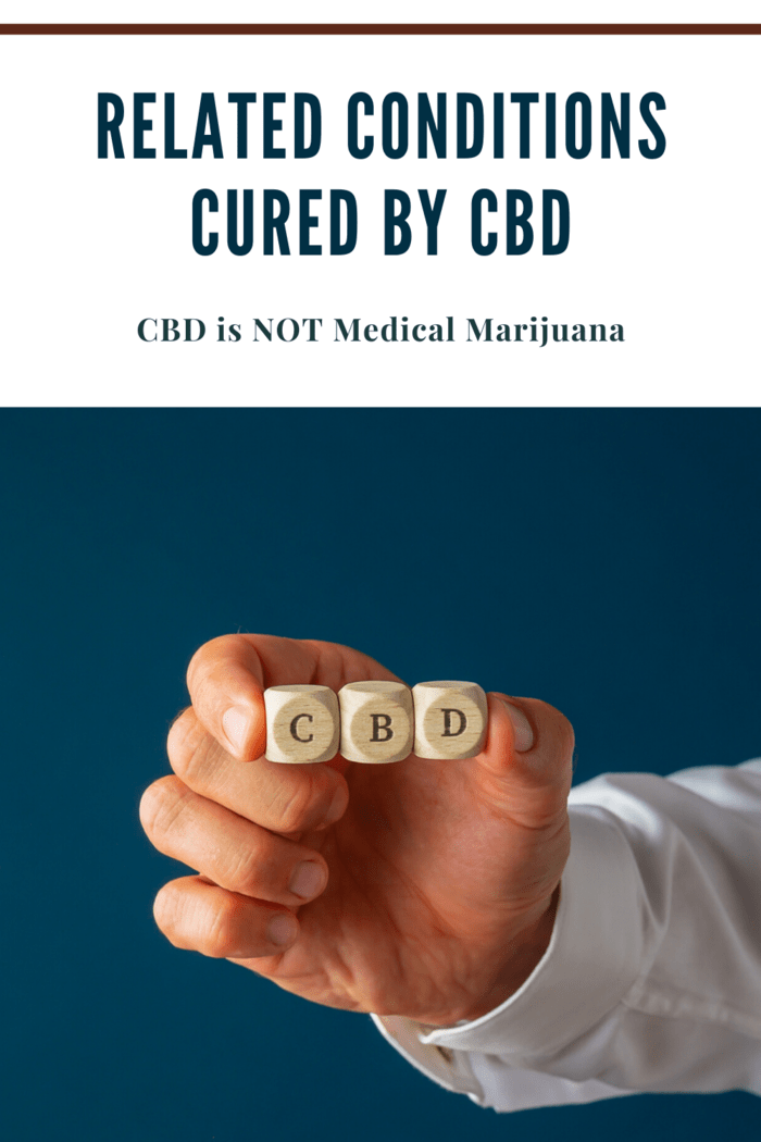 CBD oil activates the brain's receptors responsible for immunity, thereby, making the individual feel better.