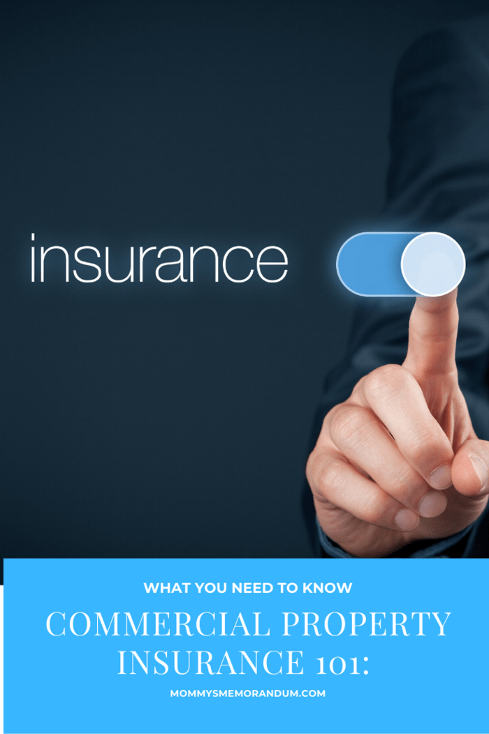 Some even cover, inventories, computers, records, signs, supplies, an improvement on the property and others, so always understand what is included and take the best policy based on your needs.