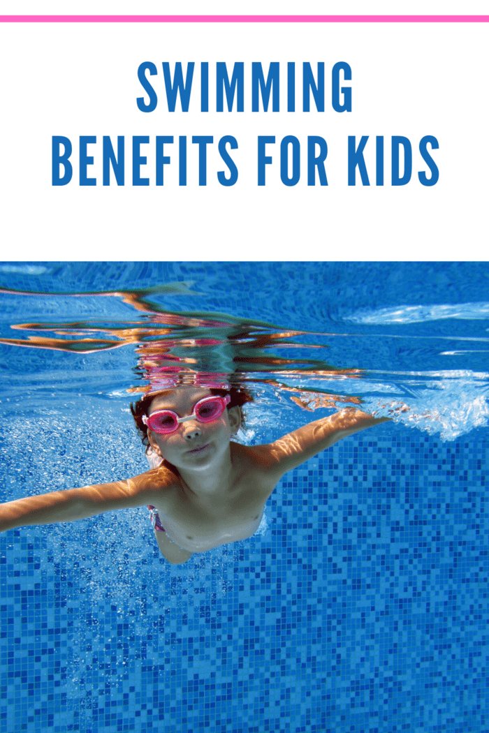 benefits of swimming kids