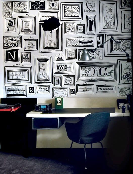 Timothy Goodman's Mural for the Ace Hotel, New York