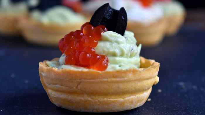 Why a Mother Should Eat Caviar?