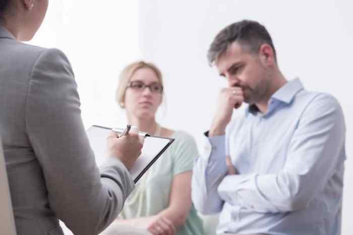 divorce annulment separation