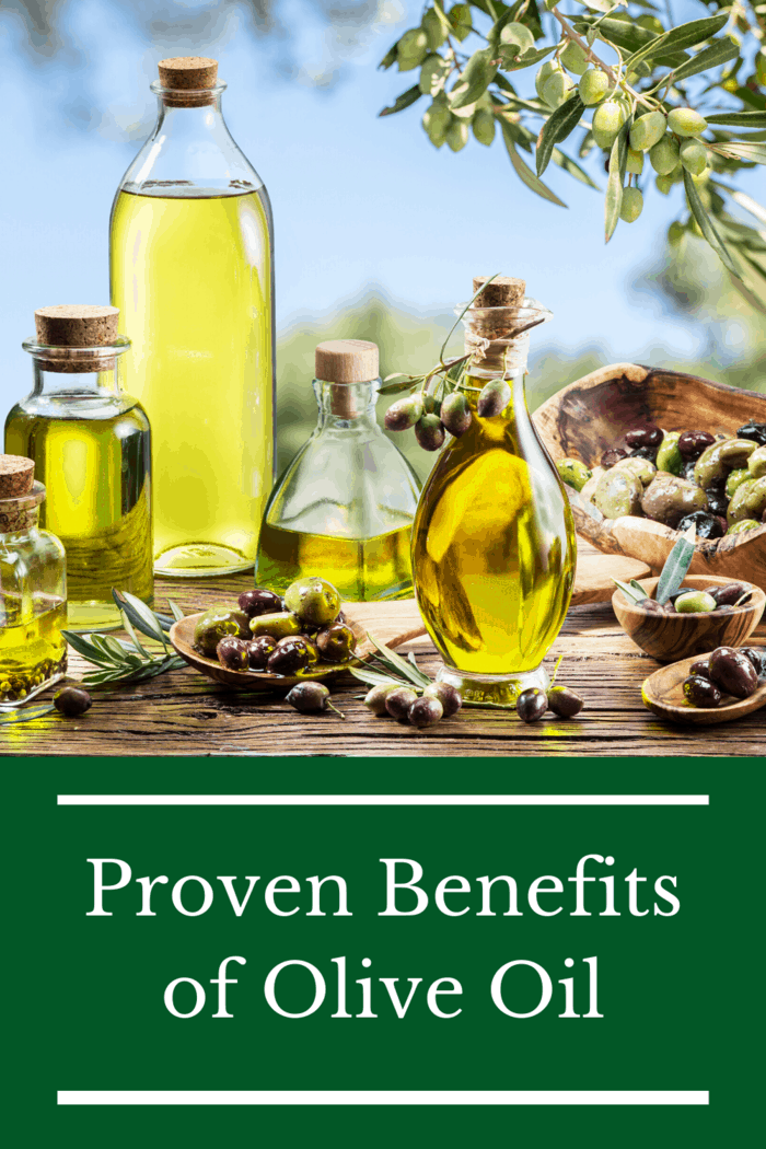 The main reason for the worldwide popularity of olive oil is its anti-aging properties.