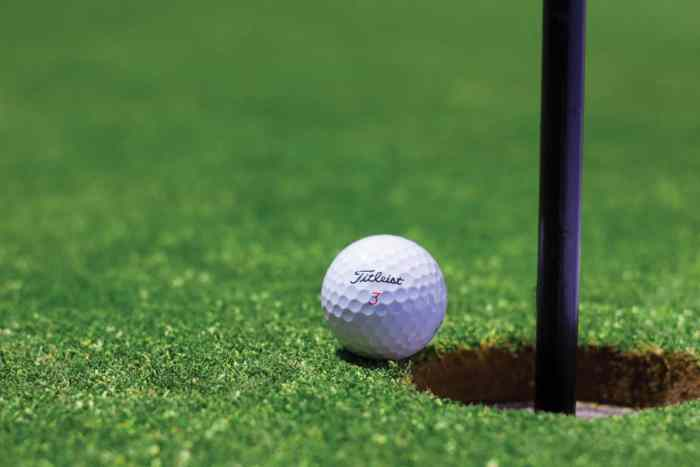 Three Good Habits To Improve Your Golf Game