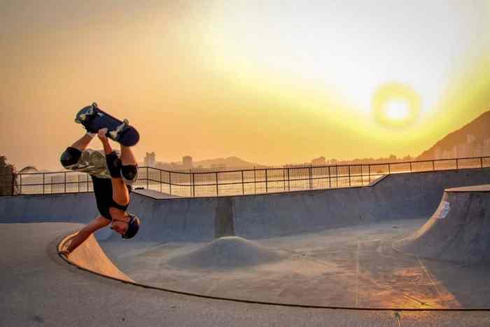 Benefits of Skateboarding