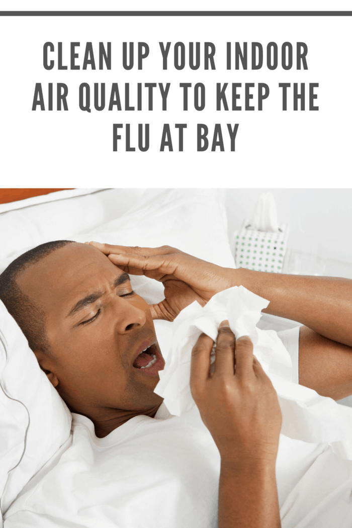 Healthy humidity levels make it difficult for the flu to spread, while your HVAC unit's built-in filtration system catches harmful particles as they pass through the system.