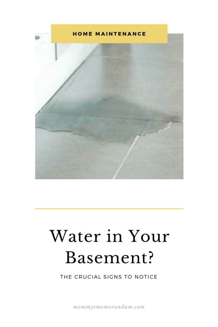 There are various reasons for basement leaks, which varies between lateral and hydrostatic pressure. Here are crucial signs to notice in your basement.