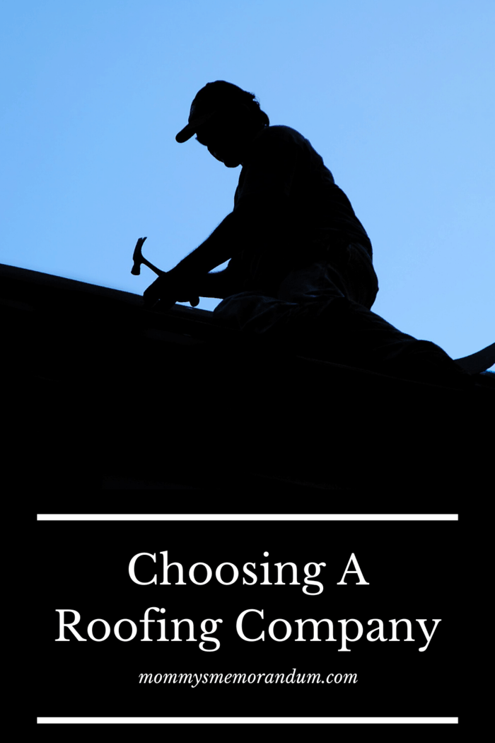 You should be looking for a local contractor for the roofing project.